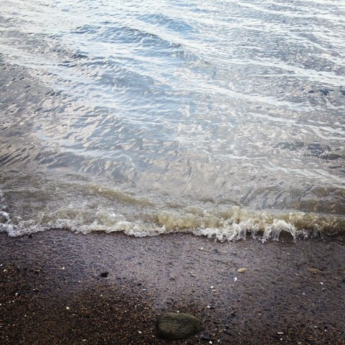 Taken with Instagram at Carson Beach