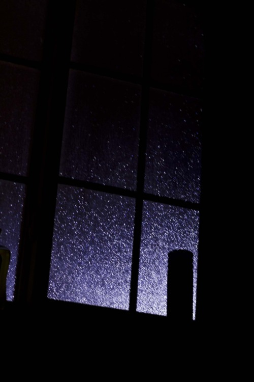 Photo XXX: Night Window Silhouette