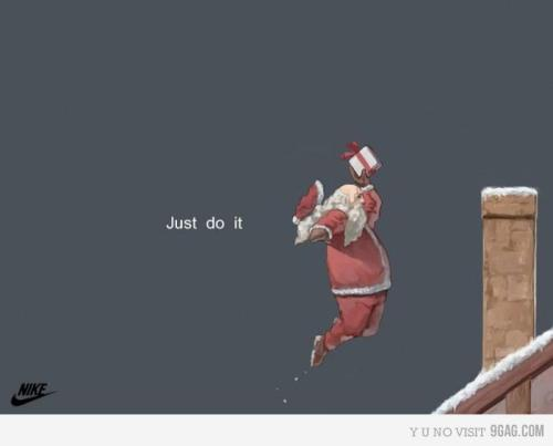 esmecamarena:  Just do it. :)  Santa Swag