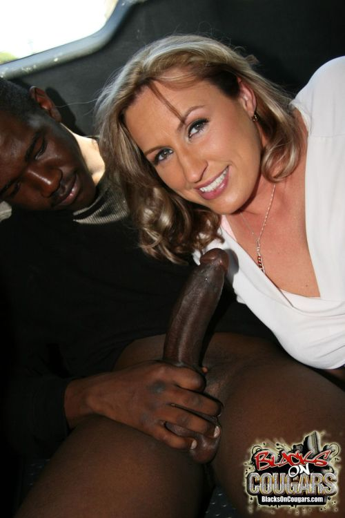 Nice big black cock! love it!