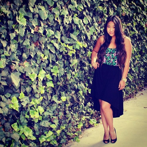 New outfit post on my blog www.tiaalesewong.com (Taken with Instagram)