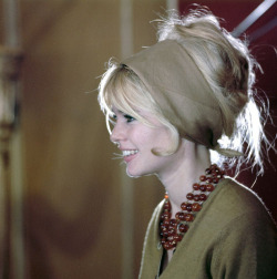 deadactress:  Brigitte Bardot by The Pie Shops on Flickr.