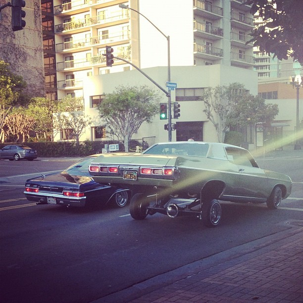 🍦 #lowrider #cholo #whips #cars #sandiego #  (Taken with Instagram)