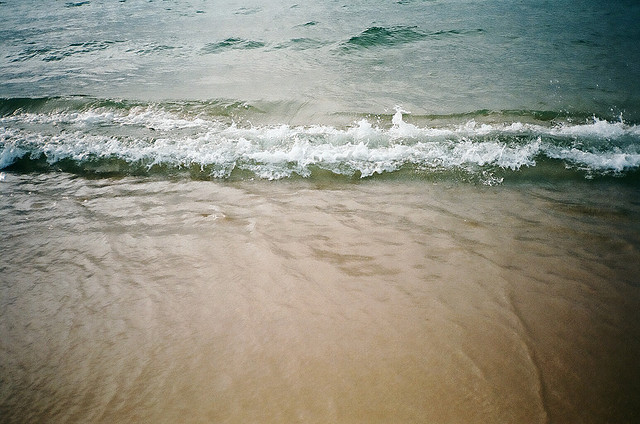 asp3n:  Lake Michigan, Cathead Bay by yyz! on Flickr.