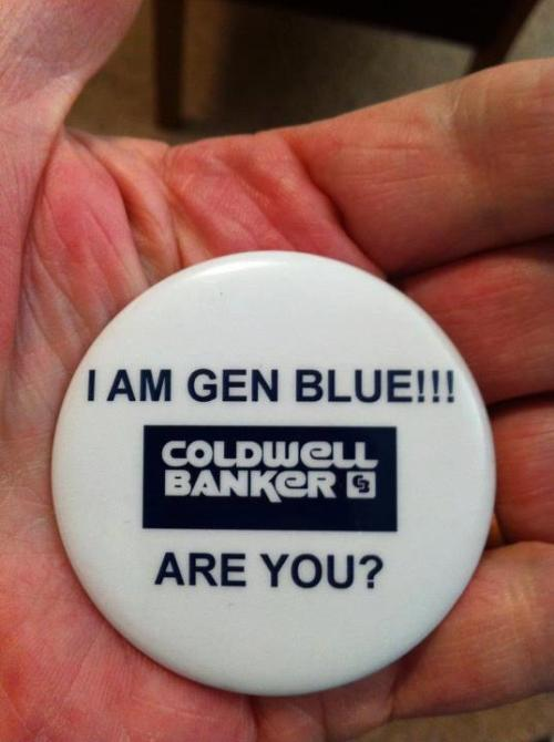 I am Gen Blue…Are you?