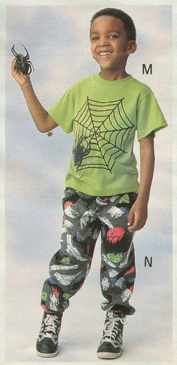 fuckyeah1990s:  From a 1992 Sears catalog