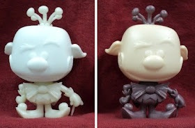 KING CANDY FUTURE POP FIGURE! VERY AWESOME! This is one of the many Wreck it Ralph pop figures that will be released :)! I CANNOT WAIT! I WANT A POP FELIX!  King Candy will DEFINITELY  get along with my Pop Lotso ;D!
