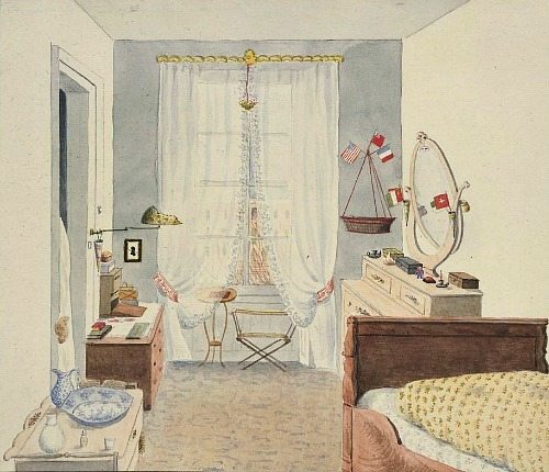 A. Mayor City Bedroom 1867
