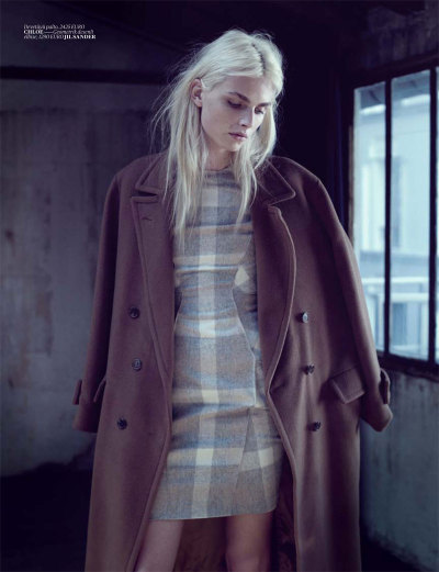 monarchies:  Andrej Pejic | Matthew Brookes | Vogue Turkey | November 2010