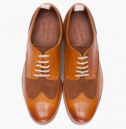 What We Love: Grenson Wingtip Brogue for @Rag_Bone #menswear