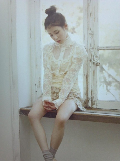 アイユー, iu for the cover of her japanese album