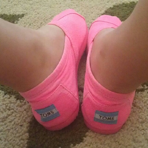 My new toms ;)