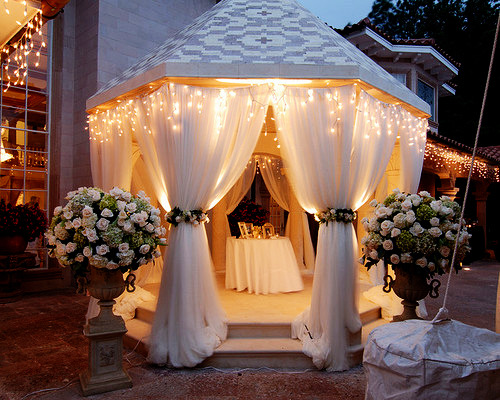 Gorgeous Wedding Gazebo, This is just absolutely Perfect!