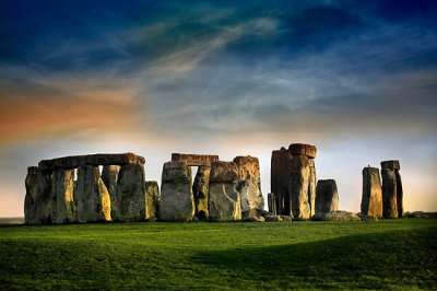 "(via ""Stonehenge"" by Amanda White 