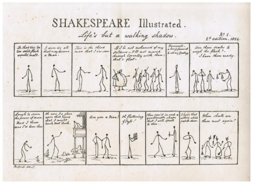 (via Stickmen Shakespeare | Simon Beattie)