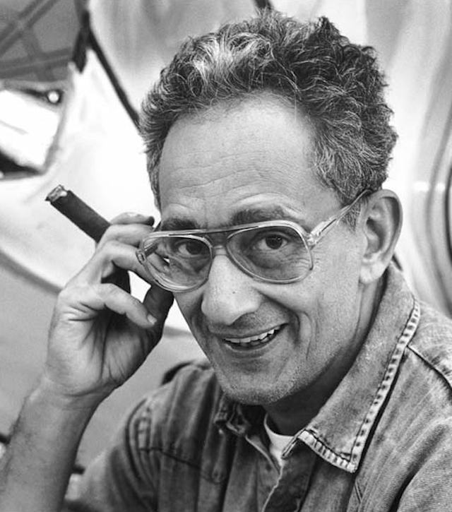 "Frank Stella Retrospective ""I like real art. It's difficult to define 'real' but it is the best word for describing what I like to get out of art and what the best art has."" - Frank Stella The Kunstmuseum Wolfsburg is honoring Frank Stella with a large retrospective, celebrating the artist's 75th birthday. The museum presents the development of Stella's work, which spans over half a century, in a broader art historical context, which includes ArchiSculpture and architectural models."