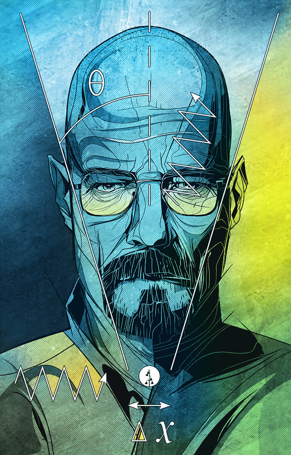 assorted-goodness:  Breaking Bad - by César Moreno Blog || Website