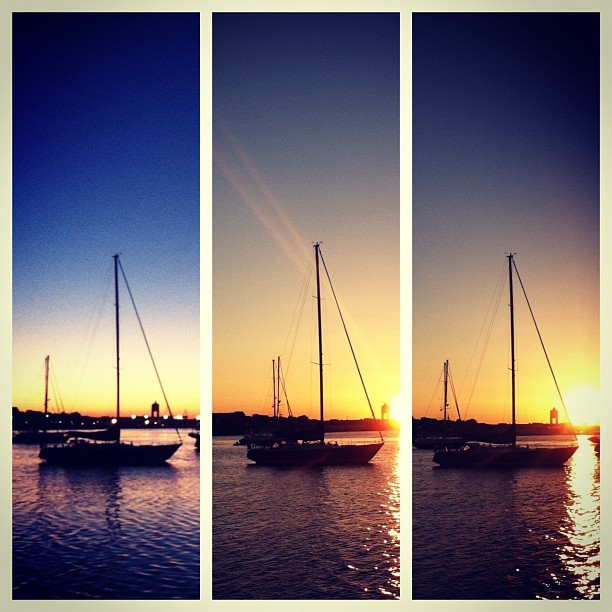 Taken with Instagram at Long Wharf