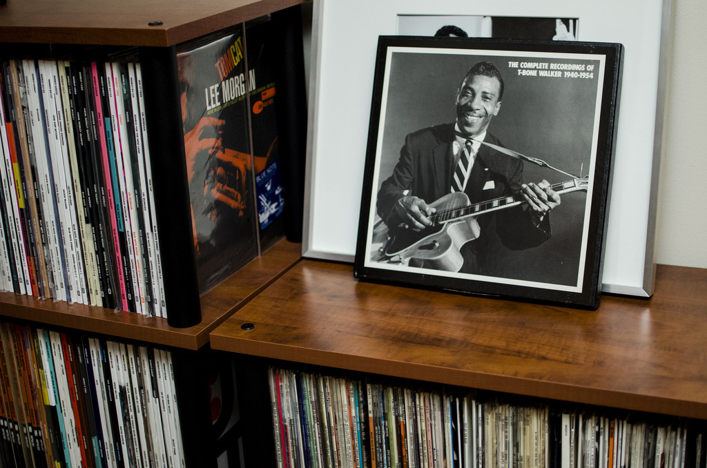 The Complete Recordings of T-Bone Walker 1940-1954 (9 LP Mosaic set)