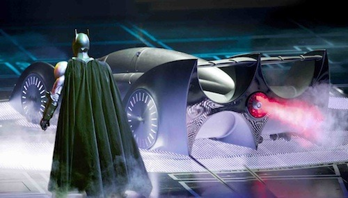 Batmobile Coming To Las Vegas Today
