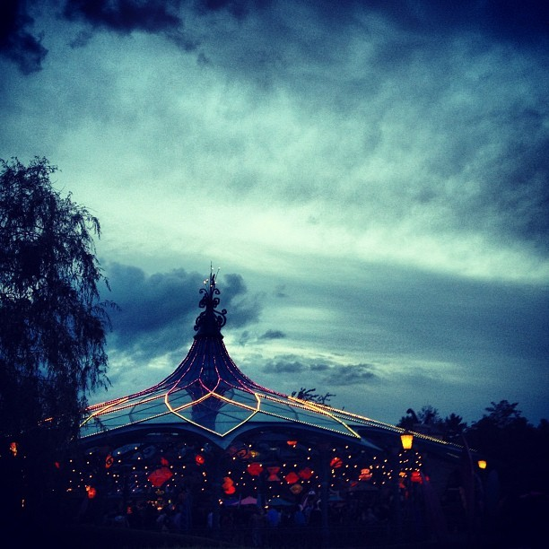 #celebrating20yearsofjoy (Taken with Instagram at It's a Small World)