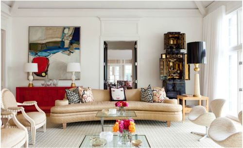 {On the blog} Interiors: Global Views' Rick Janecek