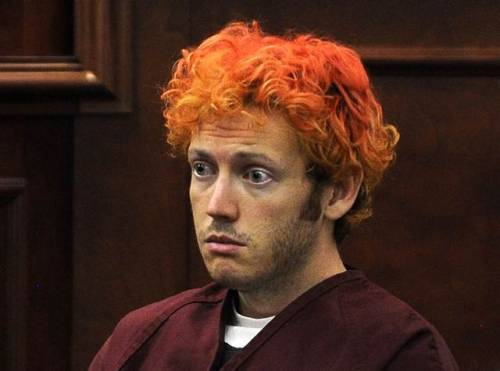 "NYT: 'I am bad news,' Aurora gunman James Eagan Holmes warned weeks before attack (Photo: Rj Sangosti  /  Reuters, file) AURORA, Colo. — The text message, sent to another graduate student in early July, was cryptic and worrisome. Had she heard of ""dysphoric mania,"" James Eagan Holmes wanted to know? The psychiatric condition, a form of bipolar disorder, combines the frenetic energy of mania with the agitation, dark thoughts and in some cases paranoid delusions of major depression. Read the complete story."