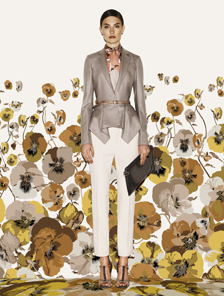 Gucci Pre-Fall 2012 Collection  http://bit.ly/QmV2KF