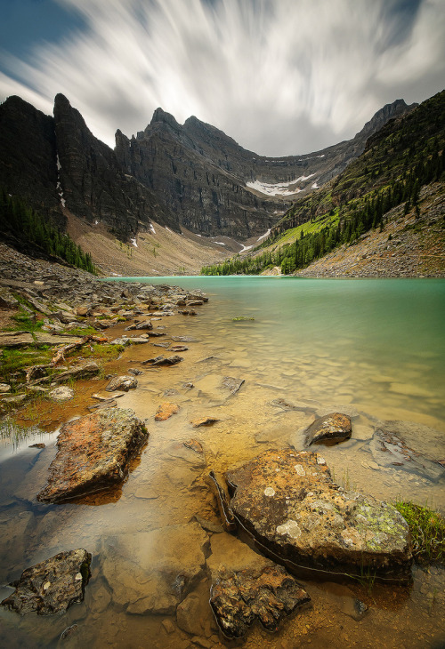 Lake Agnes, Banff National Park (by Owen O'Grady)