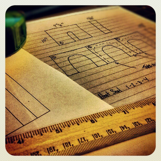 Back in the Matrix #work #cad #design #numbers #fractions #mathematics #NerdStatus (Taken with Instagram)