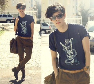 Sometimes (by Vini Uehara) More Male Fashion HERE