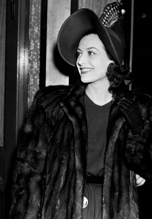 orsons:  Joan Crawford, 1940