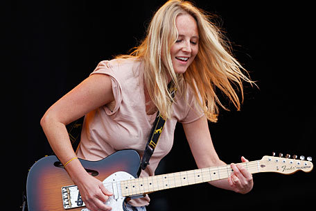 "Check out Mix Tape Monday! This week is Lissie's ""When I'm Alone."""