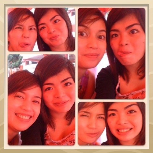 w/ tekhaye  (Taken with Instagram)