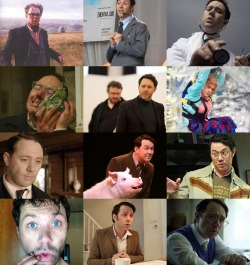 Happy Birthday Reece Shearsmith!  His Roles (some)