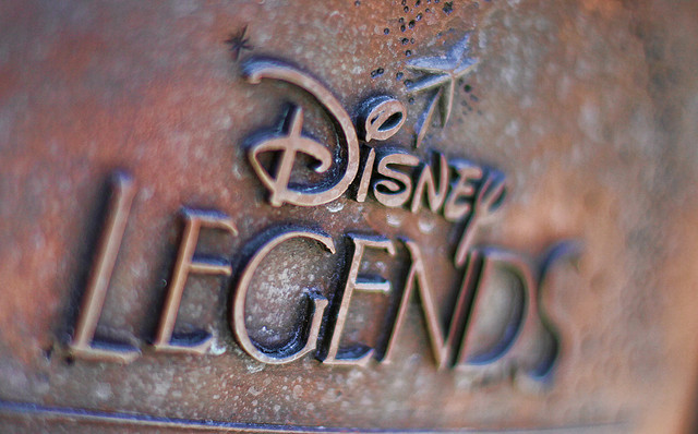 Disney Legends Plaza by andy castro on Flickr.