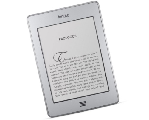 cnet:  Amazon yanks Kindle Touch ahead of launch event  What's with the shock and confusion here? It seems pretty obvious to me that Amazon is gearing up for the launch of a new Kindle Touch with a built in screen light. Reuters reported on this back in May — they fucked up the date (July), but the info all sounds legit. Amazon's chief rival in the eReader space, Barnes & Noble, unveiled this in April. It's a winning idea. Of course Amazon is going to follow suit. It's not that complicated.