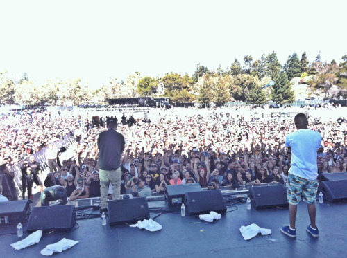 BAY AREAAAA… Thank you for the amazing love you all showed @Murs & me… Until next time… #thisgeneration http://instagr.am/p/O1keGGhFjM/