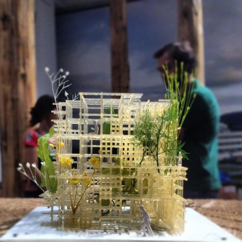 Micro models at the #Japan pavilion #biennalearch #architecture #archdaily #labiennale #instagood #iphonesia  (Taken with Instagram at Japan @ La Biennale)