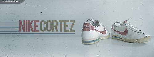 Nike Cortez Shoes Facebook Cover