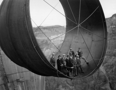 kateoplis:  Construction of the Hoover Dam, 1931-1936