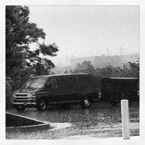 Rained out this morning in NJ (Taken with Instagram)