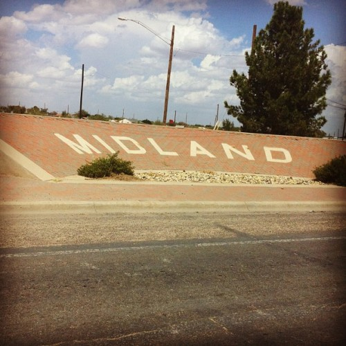 In midland! (Taken with Instagram)