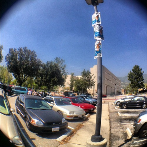 outchea tryna function. #bez (Taken with Instagram at CSUSB University Hall)