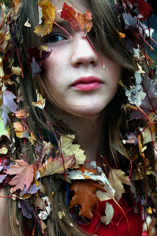caakester:  Fall child (Kayla Schoen Photography)