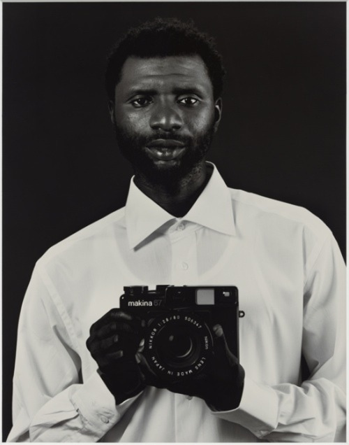 """Mustafa Kinte, Gambia"" (2007) Some of Christopher Williams' portraits are currently on view at the David Zwirner gallery in New York right now and boy do I want to see them. Copyright Christopher Williams"