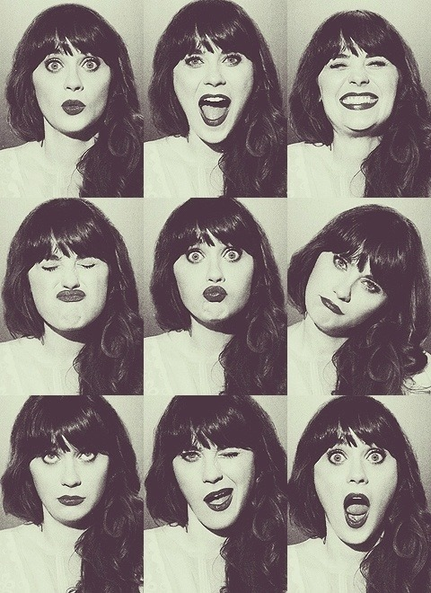 laurenleighforbes:  Zooey   oh my!isn't she pretty???