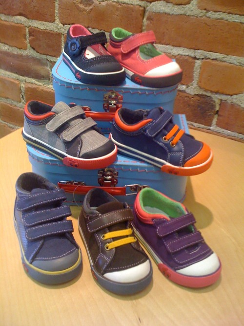 New sneakers from See Kai Run! ON SALE this Labor Day weekend! Regularly $37.95-$39.95…sale price: all See Kai Run sneaker styles: $29.95!