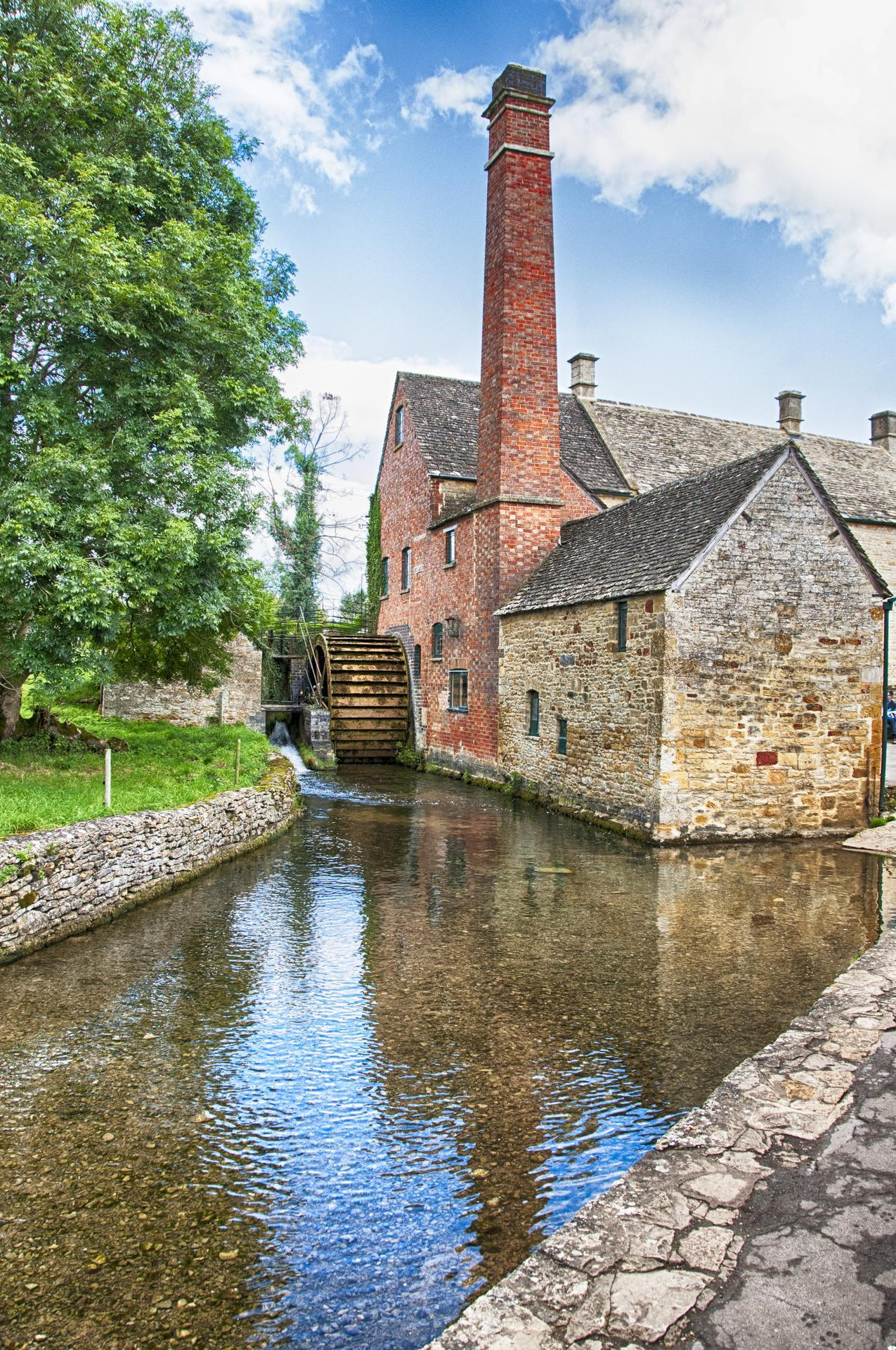 The Mill @ Lower Slaughter in The Cotswolds