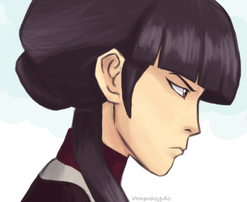 thelegendofzuko:  one hour Mai sketch!!